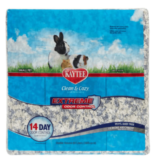 Kaytee Clean and Cozy Extreme Odor Control Bedding